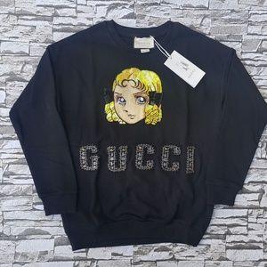 gucci sweatshirt S size